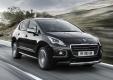 Peugeot представила рестайлинговую 3008 модель