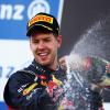 Феттель пришел первым на Гран При Италии.