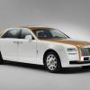 Золотой Rolls-Royce Ghost Chengdu Golden Sunbird создан в честь древних китайцев