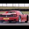 Сравнительный тест Ferrari F50 и F40