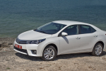 Разбираем седан Toyota Corolla на детали под солнцем Майорки