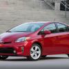 Toyota Prius четвертого поколения подешевела