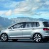 Новый VW Sportsvan длиннее, выше и практичнее Golf