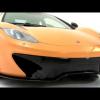 Vorsteiner из углеродного волокна Aero на McLaren MP4-12C
