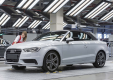 Audi начала производство кабриолета A3 в Венгрии