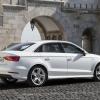 Фото Audi A3 Sedan 2.0 TDI S-Line Quattro 2013