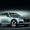 Новый кроссовер Audi Q1 ожидается в 2016 году