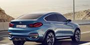 Фото BMW X4 Concept 2014