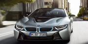 Фото BMW i8 Coupe 2014