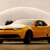 Фото Chevrolet Camaro Bumblebee Concept Transformers 4 2014