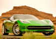 Фото Chevrolet Corvette Stingray Slingshot Transformers 4 C7 2014