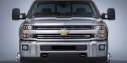 Фото Chevrolet Silverado 3500 HD Crew Cab 2014