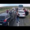 Это просто безумие … один несчастный случай порождает другой на Юге России