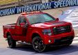 Фото Ford F-150 Tremor EcoBoost NASCAR Pace Truck 2014