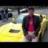 GM тестирует Corvette в Нюрбургринге