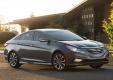 Рестайлинговая Hyundai Sonata  выйдет в свет в 2015 году
