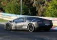 Новый концепт, который заменит Lamborghini Gallardo, замечен на трассе