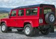 Прощание с легендой: к 2015 году будет снят с производства Land Rover Defender