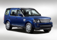 Фото Land Rover Discovery 2014