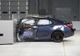 Новая Toyota Corolla провалила американский краш-тест