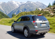Опубликованы цены рестайлинговой Chevrolet Captiva