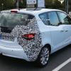 Opel добавил последние штрихи к фейслифтингу Meriva