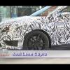 Ожидающийся SEAT Leon Cupra снят шпионами