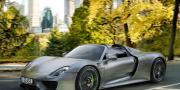 Фото Porsche 918 Spyder 2014