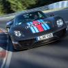 Фото Porsche 918 Spyder Martini Racing Prototype 2013