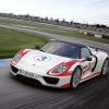Фото Porsche 918 Spyder Weissach Package 2014