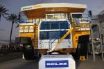 В Белоруссии построен самый большой грузовик