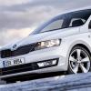 Новая Skoda Rapid Coupe планируется к производству