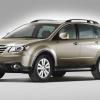 В январе будет прекращено производство Subaru Tribeca