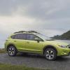 Subaru объявил о начале продаж первой гибридной модели
