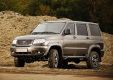 Компания UAZ объявила о продажах специальных версий Trophy моделей Hunter и Patriot