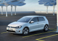 Фото Volkswagen e-Golf 2014