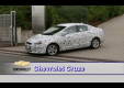 Замечен на улице Chevrolet Cruze 2015