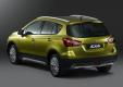 В декабре в продажу поступит новый Suzuki SX4
