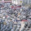 В центре столицы увеличилась скорость передвижения транспорта на 9%