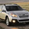Рестайлинговый Subaru Outback уже в России