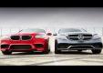 Битва супер седанов: новый BMW M5 потив Mercedes E63 AMG S