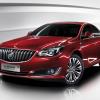 Buick Regal China 2014