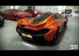 Эксклюзивный детальный взгляд на McLaren P1