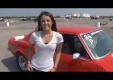 Эта 16-летняя девушка проходит четверть мили за 11 секунд!