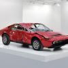 Разбитый Ferrari Dino продан за 250 000$