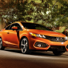 Фото Honda Civic Si Coupe USA 2014