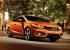 Фото Honda Civic Si Coupe USA 2014