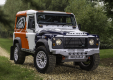 Фото Land Rover Defender Challenge by Bowler 2014