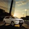 Lexus представил новый RX 450h Advance в Великобритании