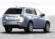 Электрокроссовер Mitsubishi пополнит ряд электромобилей в России
